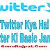 Twitter क्या है , ट्विटर की बेसिक जानकारी हिंदी में