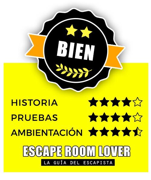 Incognito - Misterio flamenco - Escape Room - Opiniones