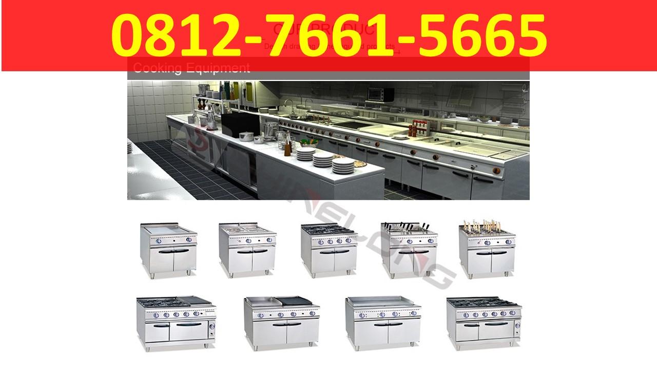 Wa 0812 7661 5665 tsel jual kitchen equipment