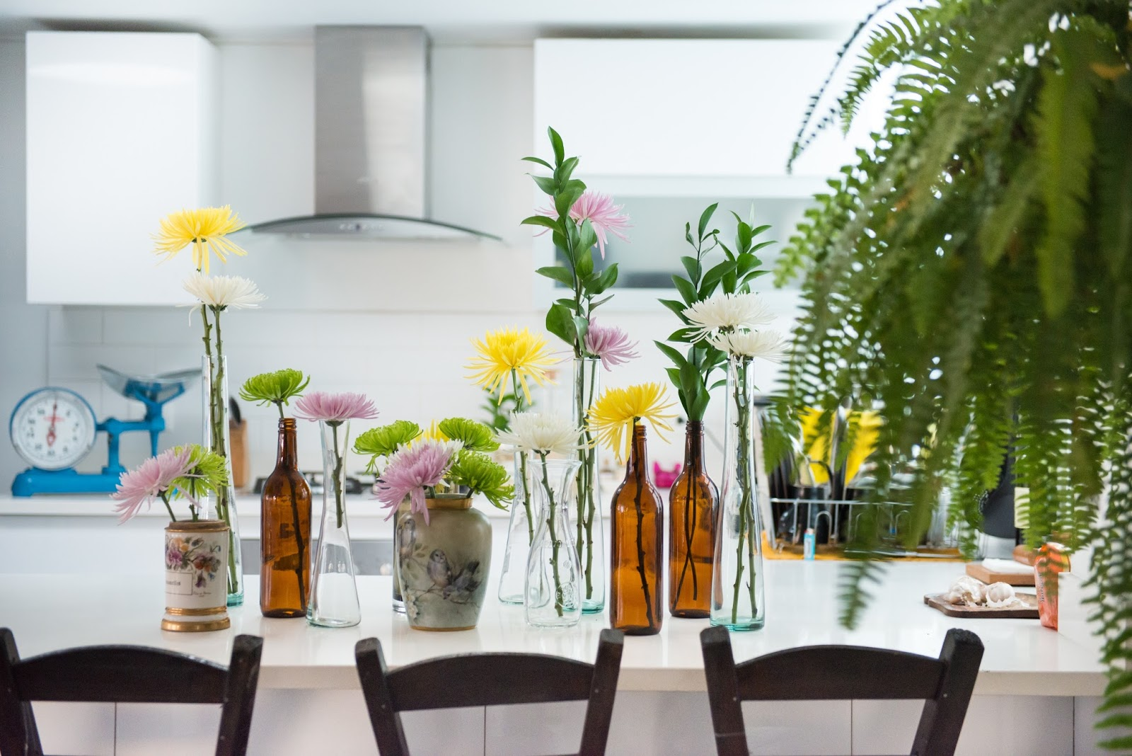 How To Give Your Kitchen Some TLC This Spring ♥