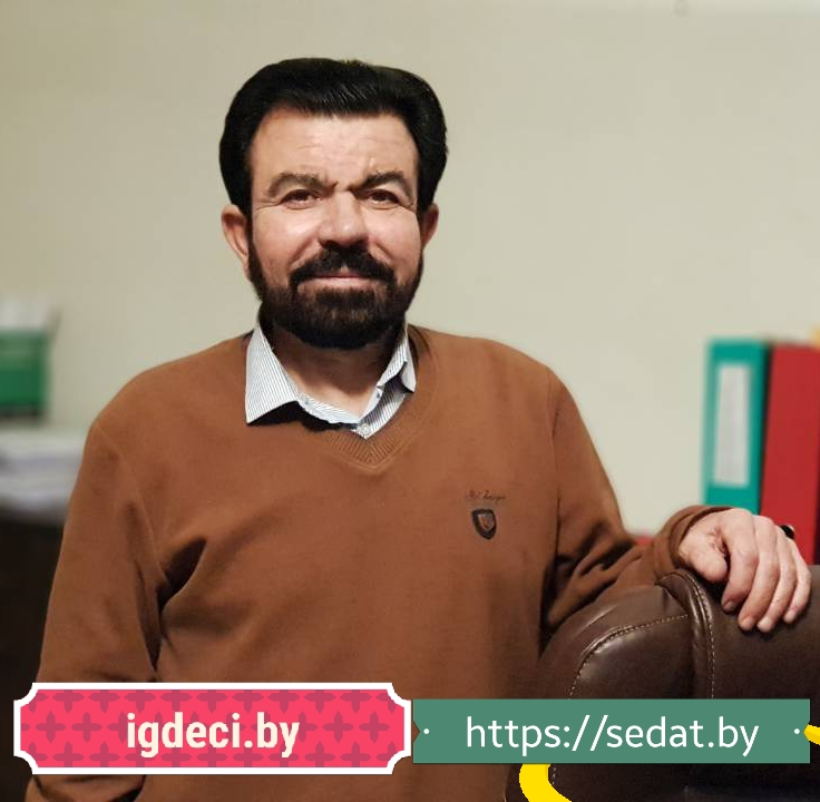 Седат Игдеджи - бизнес фото