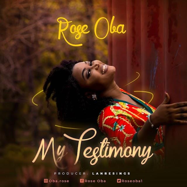 "DOWNLOAD MP3: Rose Oba - ""My Testimony"" | @RoseOba1 @gmusicplus"