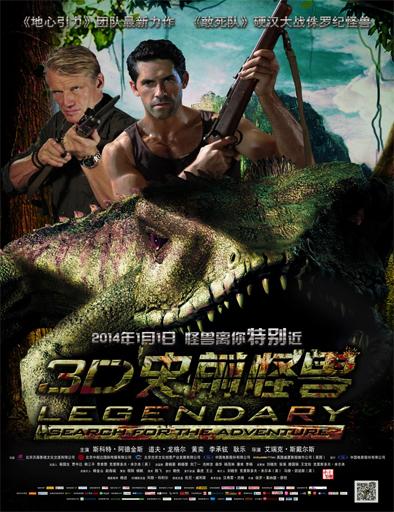 Ver La leyenda de la tumba del dragón (2013) Online