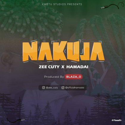Download Audio | Zee Cute Ft Hamadai – Nakuja