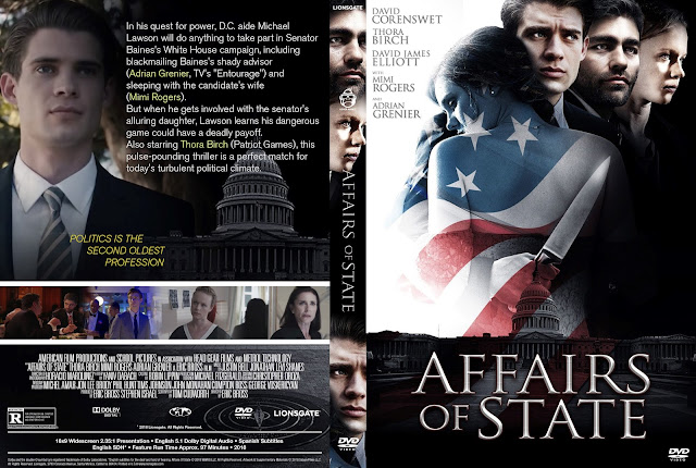 Affairs of State DVD Cover