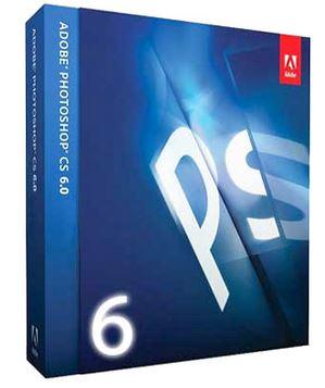 Photoshop CS6 Full โปรแกรมตัดต่อรูปภาพโหลดฟรี