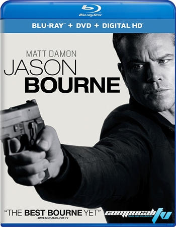 Jason Bourne (2016) HD 1080p Latino