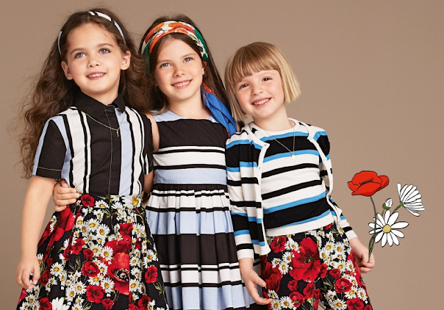 Trends For Your Little Girls During The Autumn And Winter Season
