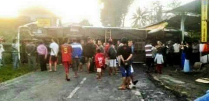 Ngeri! 3 Tewas Dalam Kecelakaan Bus Siswa SMK Bogor di Magelang, Ini Data Korban