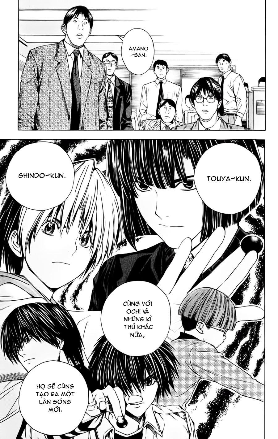 Hikaru No Go hikaru no go chap 147 trang 4