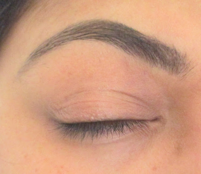Review/Swatches Maybelline Fashion Brow Pomade #Soft brown
