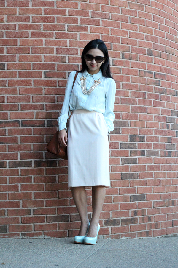 Marigold Pearls & Baby Blue + J. Crew Extra 30% Off Sale