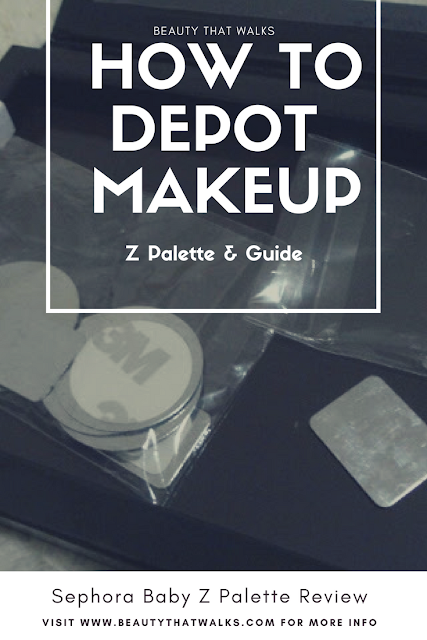 How to Depot Makeup