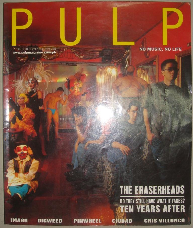 eraserheads collector: October 2011