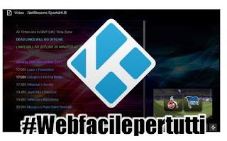 NetStreams SportsHUB Kodi Add on