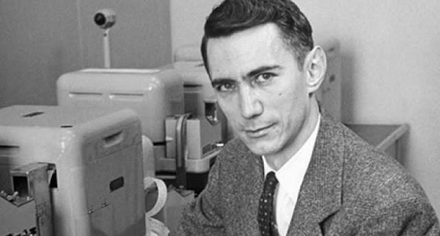 كلود شانون, عالم الرياضيات