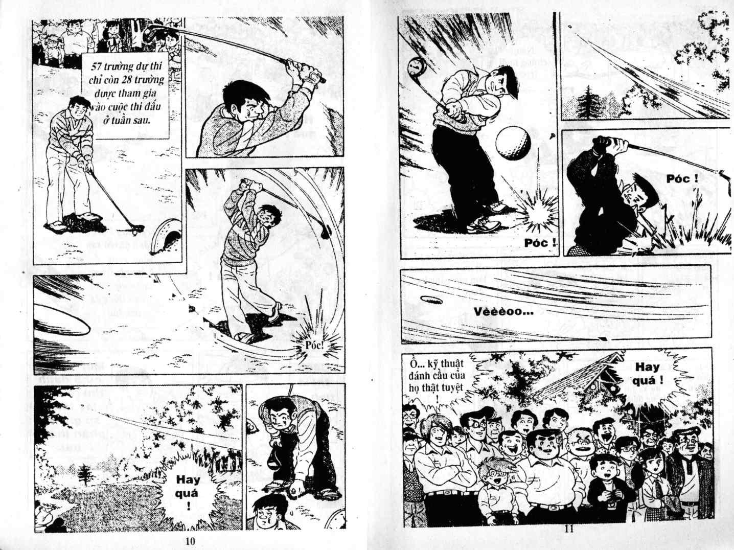 Ashita Tenki ni Naare chapter 3 trang 4