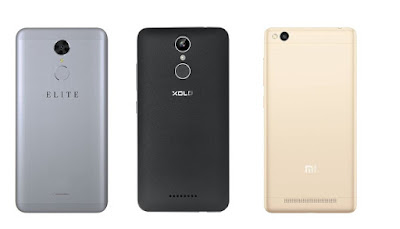 Swipe Elite Power vs Xolo Era 2X vs Xiaomi Redmi 3s