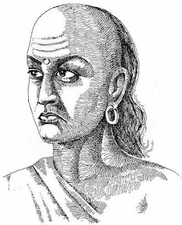 Chanakya was a great Economist, Philosopher, Teacher, Jurist and Royal Advisor. He was born in Pataliputra, Magadh (Modern Bihar) and later moved to Takshasila (Gandhar province now in Pakisthan). He was also known as Kautilya and Vishnu Gupta.