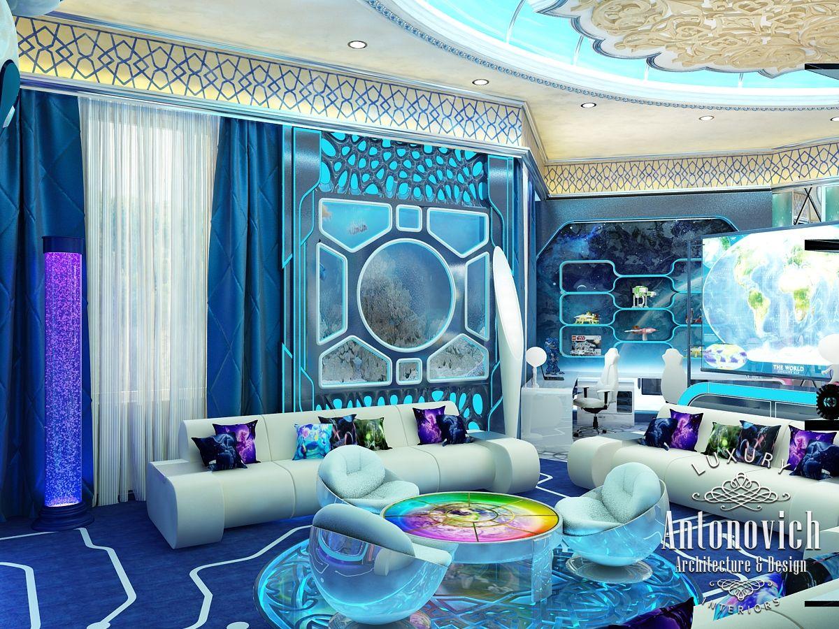 Kitchen Design Usa By Katrina Antonovich: LUXURY ANTONOVICH DESIGN UAE: Kids Room Ideas From Katrina