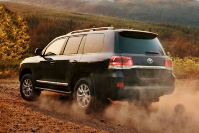 2019 Toyota Land Cruiser Specs, Release Date And Price