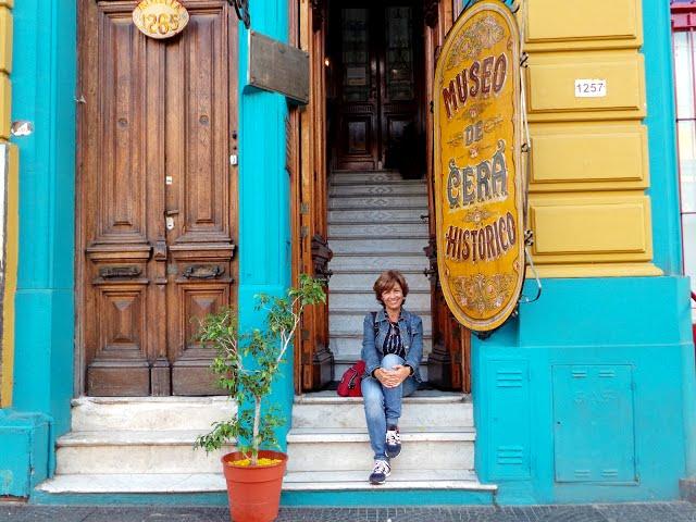 ENTREVISTA VIAJERA 22. LOS APUNTES DE VIAJES DE MARIA TERESA