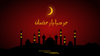 wallpaper ramadhan, marhaban ramadhan, ramadhan karim, dark wallpaper
