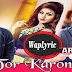 Tor Karone Song Lyrics | Armaan Malik Ft. Apeiruss | Bengali Songs Lyrics