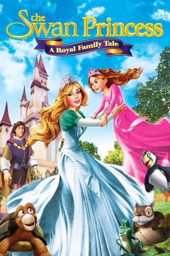La princesa Cisne: El cuento de la familia real (2014) [BRrip 1080p] [Latino]