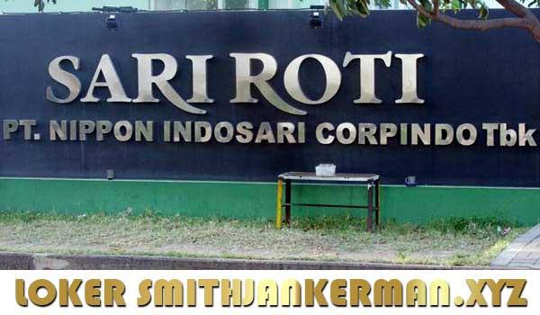 Lowongan Kerja PT Nippon Indosari Corpindo (Sari Roti) Januari 2019