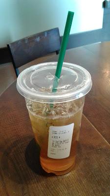 Trenta Iced Green Tea Refill
