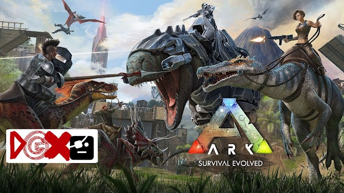 ARK Survival Evolved MOD Ambar infinito v1.1.14