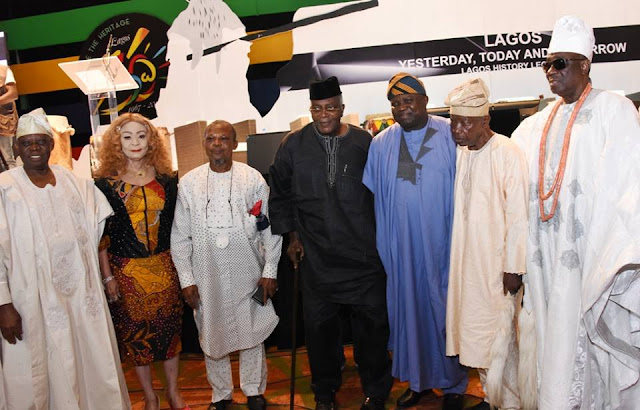 Lagos Greatness Lies In Its Melting Pot For All Cultures - Ambode