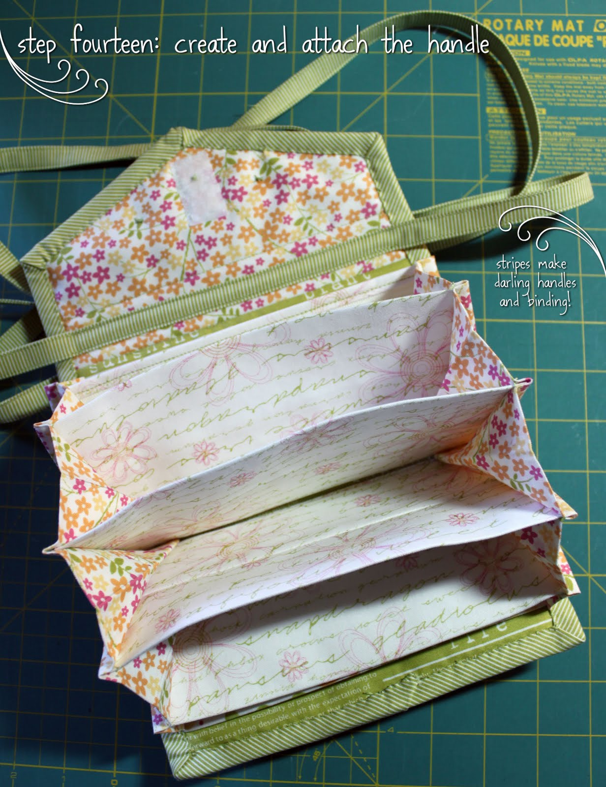 Whistlepig Creek: We Do Whimsical!: Coupon Clutch Tutorial