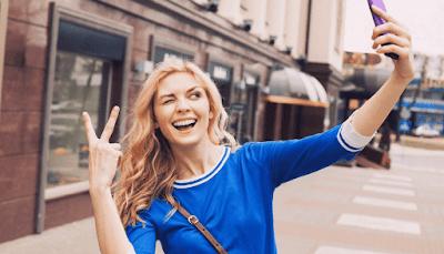 Tips Dan Trik Foto Selfie Supaya Terlihat Sempurna