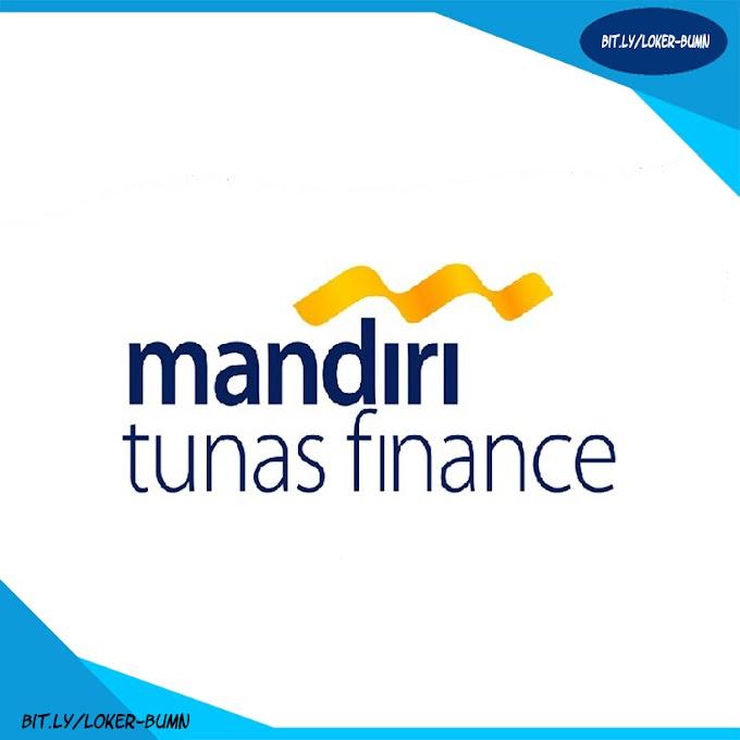 Lowongan Kerja PT Mandiri Tunas Finance