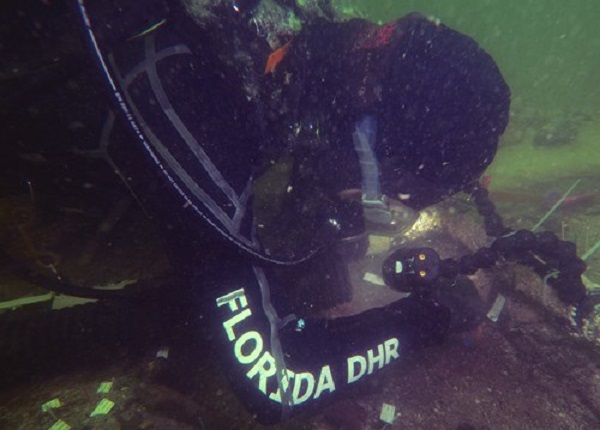 7,000-year-old Native American burial site found submerged off Florida