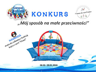 http://mamadoszescianu.blogspot.com/2018/01/konkurs-moj-sposob-na-mae-przeciwnosci.html
