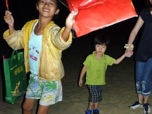 買多啲啦 中国・海南島の不可思議光(ufo)の正体 Sky Lantern
