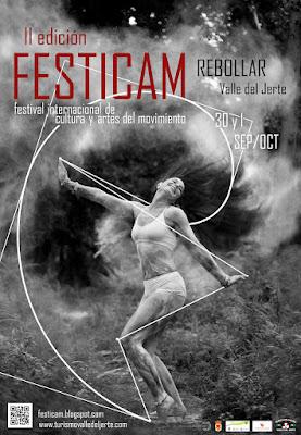 FESTICAM, Festival Internacional de Cultura y Artes del Movimiento. Valle del Jerte.