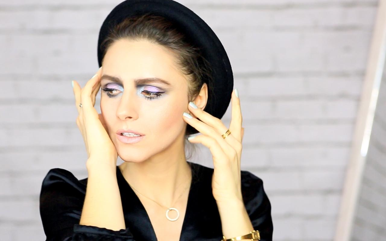Как сделать шикарный фантазийный макияж