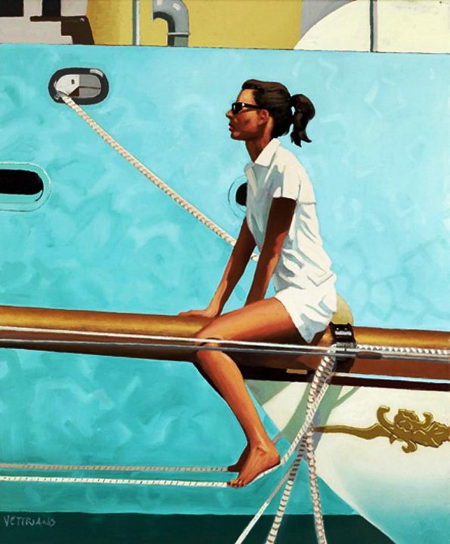 obraz Jack Vettriano - Masthead