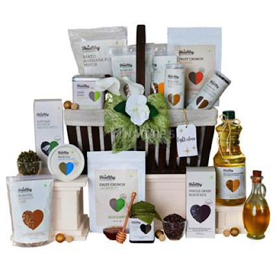 Healthy Alternatives diwali gift hamper