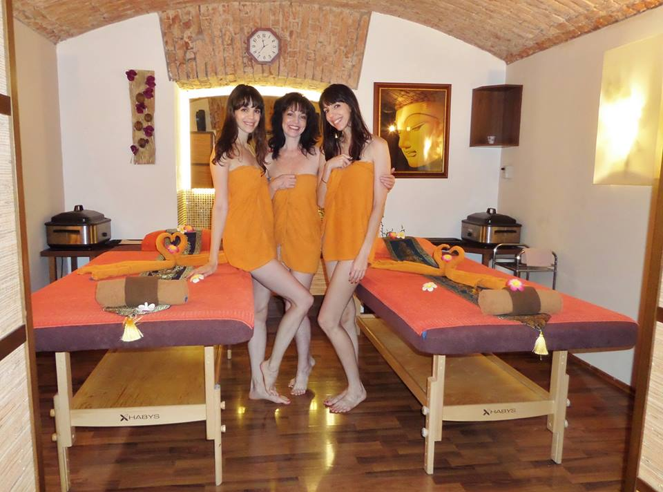 Steaks and Style A La Mode: PRAGUE DIARY 1- SPA TIME