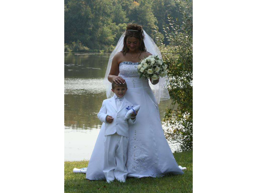 I Heart Wedding Dress: Alfred Angelo 1516