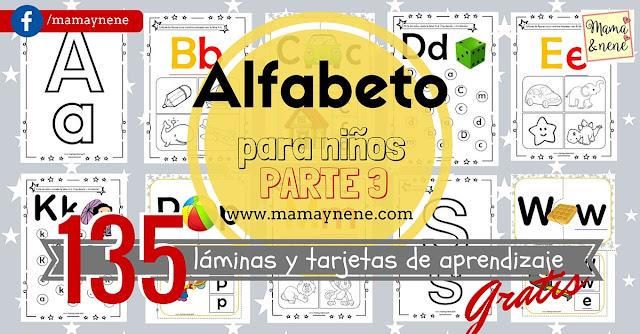 ALFABETO-NIÑOS-FREEBIES-IMPRIMIBLES-INFANTIL-RECURSOS-EDUCATIVOS-MAMAYNENE-BLOGGER