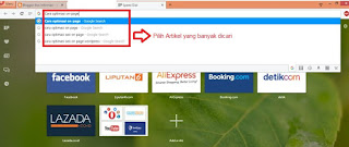 Cara Optimasi On-page langsung dari Search Engine