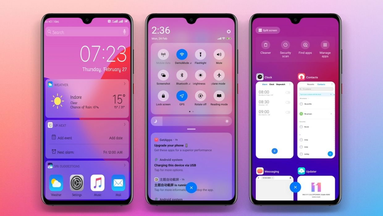 The Best iOS 10 MIUI 11 Theme for All Xiaomi Devices