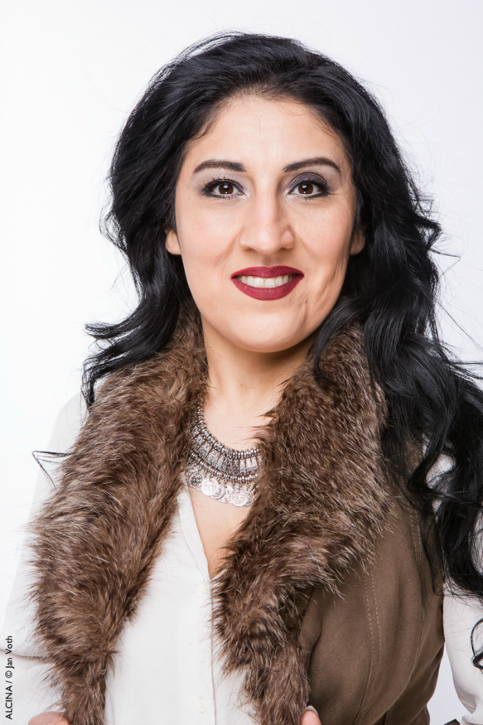 ALCINA Makeup Beauty Event - Fabulous Hot Makeup Look
