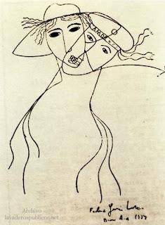 federico-garcia-lorca-dibujo